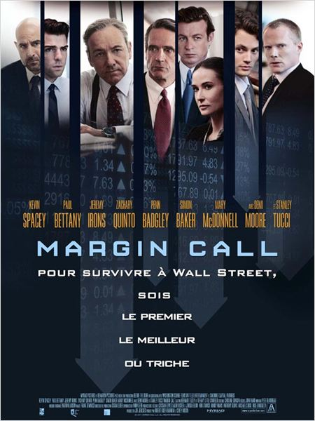Margin Call (2011) [TRUEFRENCH] [DVDRip] x264 AC3-DesTroY