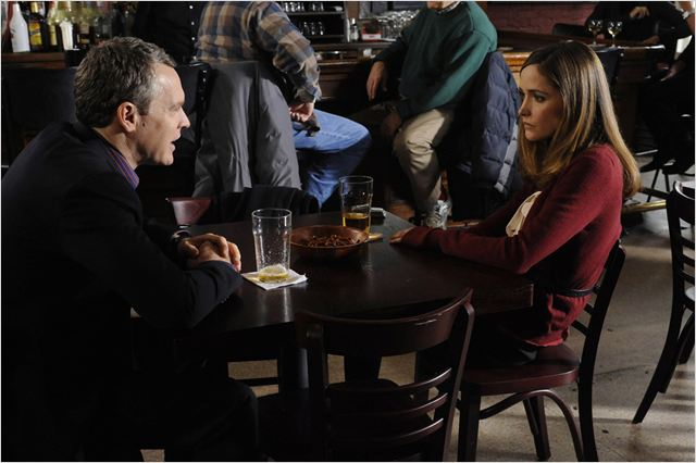 Damages : photo Rose Byrne, Tate Donovan