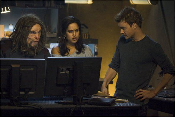 Photo Agam Darshi, Christopher Heyerdahl, Robin Dunne