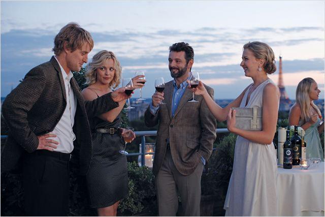 Minuit à Paris : Photo Michael Sheen, Nina Arianda, Owen Wilson, Rachel McAdams, Woody Allen