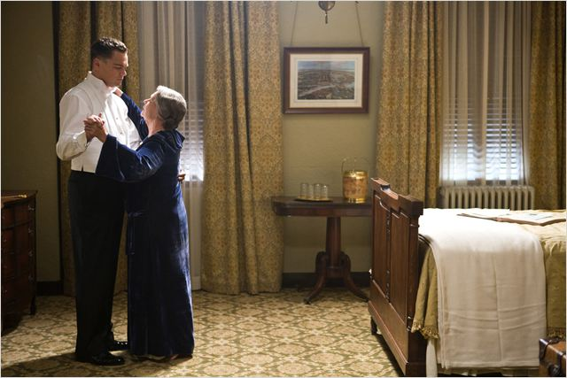 J. Edgar : Photo Clint Eastwood, Judi Dench, Leonardo DiCaprio