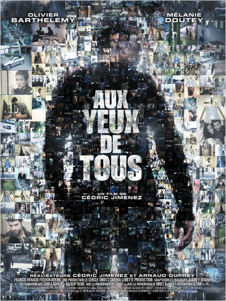 Aux yeux de tous : affiche