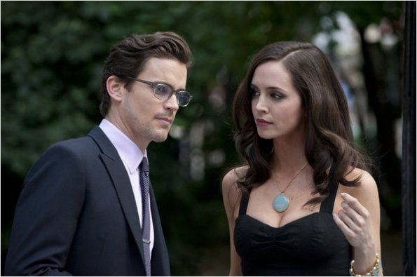 FBI : duo tr&#232;s sp&#233;cial : photo Eliza Dushku, Matt Bomer