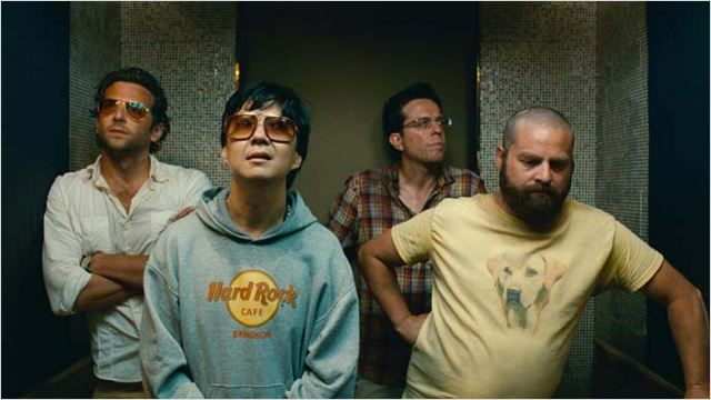 Very Bad Trip 2 : Photo Bradley Cooper, Ed Helms, Ken Jeong, Todd Phillips, Zach Galifianakis