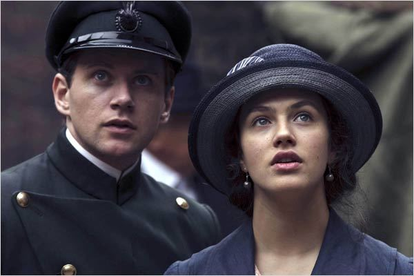 Downton Abbey : Photo Allen Leech, Jessica Brown Findlay