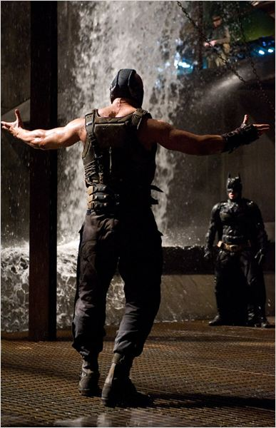 The Dark Knight Rises : Photo Christopher Nolan