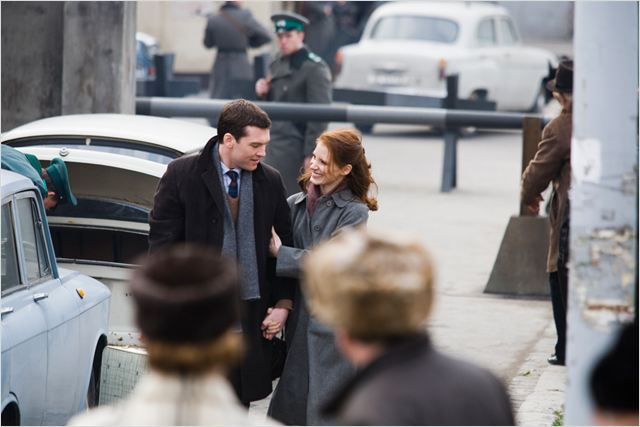 L'Affaire Rachel Singer : photo Jessica Chastain, John Madden, Sam Worthington