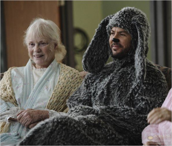 Wilfred (2011) : photo Jason Gann