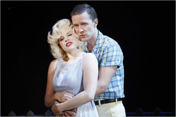 Photo Megan Hilty, Will Chase