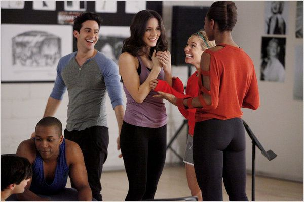 Smash : photo Jenny Laroche, Katharine McPhee, Leslie Odom Jr., Phillip Spaeth, Savannah Wise