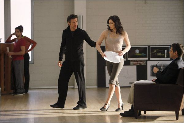 Smash : photo Jack Davenport, Katharine McPhee