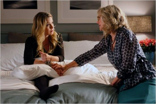Up All Night : photo Blythe Danner, Christina Applegate