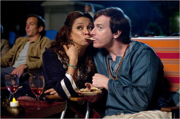 Photo Maya Rudolph, Rob Huebel