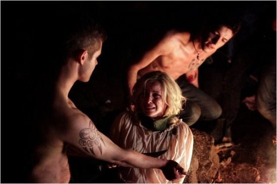 Grimm : photo Amy Gumenick, Ethan Atkinson, Parker Bagley