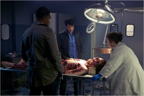 Grimm : photo David Giuntoli, Russell Hornsby, Sharon Sachs