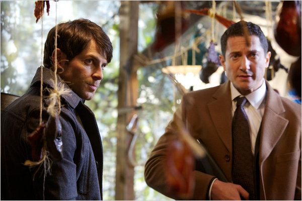 Grimm : photo David Giuntoli, Sasha Roiz