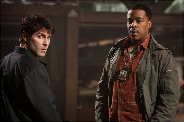 Grimm : photo David Giuntoli, Russell Hornsby