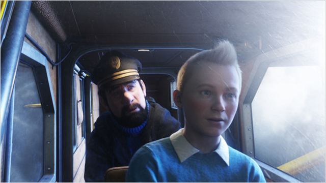 Les Aventures de Tintin : Le Secret de la Licorne : Photo Steven Spielberg