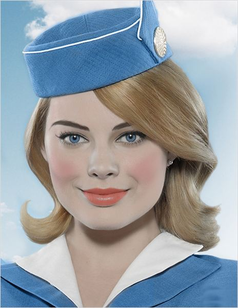 Pan Am : photo Margot Robbie