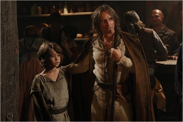 Once Upon A Time : photo Robert Carlyle, Sebastian Wilkinson