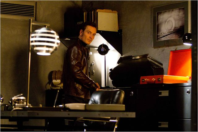X-Men: Le Commencement : photo Matthew Vaughn, Michael Fassbender