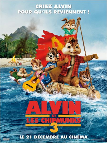 [MULTI] Alvin et les Chipmunks 3 [BRRiP] [TRUEFRENCH]