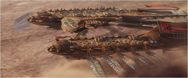 John Carter : photo Andrew Stanton
