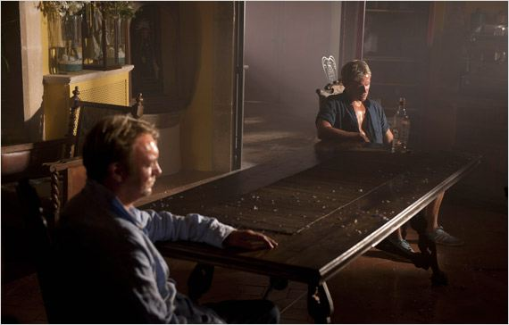 Mad Dogs : photo Marc Warren, Philip Glenister