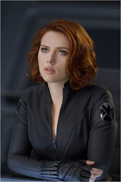 Avengers : photo Scarlett Johansson