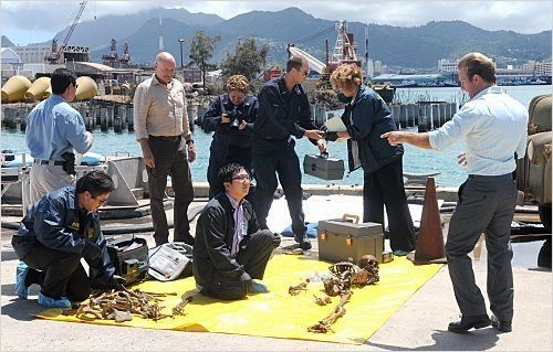 Hawaii 5-0 : photo Masi Oka, Scott Caan, Terry O&#39;Quinn