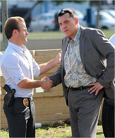 Hawaii 5-0 : photo Scott Caan, Tom Sizemore