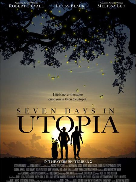Seven Days in Utopia [FRENCH DVD-R NTSC]