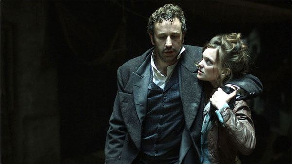 The Crimson Petal and The White : Photo Chris O'Dowd, Romola Garai
