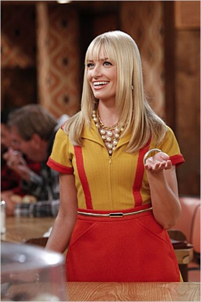 2 Broke Girls : photo Beth Behrs