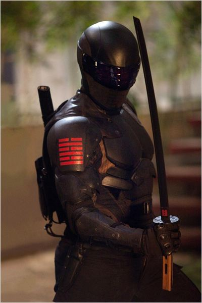 G.I. Joe : Conspiration : Photo Ray Park