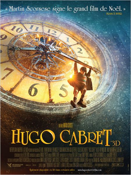 Hugo Cabret : affiche