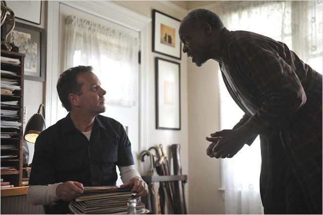 Touch : photo Danny Glover, Kiefer Sutherland