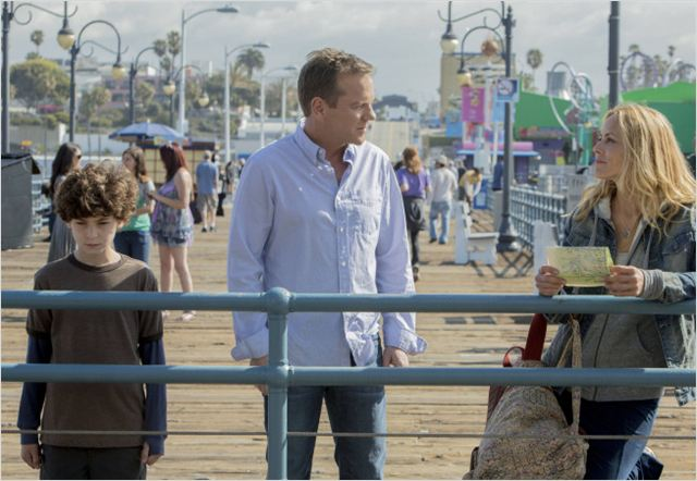 Touch : photo David Mazouz, Kiefer Sutherland, Maria Bello