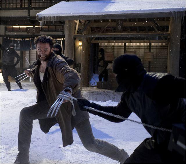 Wolverine : le combat de l'immortel : Photo Hugh Jackman