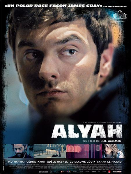 Alyah (2012) [FRENCH] [DVDRiP 1CD]