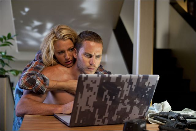 Savages : photo Blake Lively, Taylor Kitsch