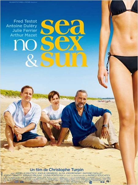 Sea, No Sex and Sun : affiche