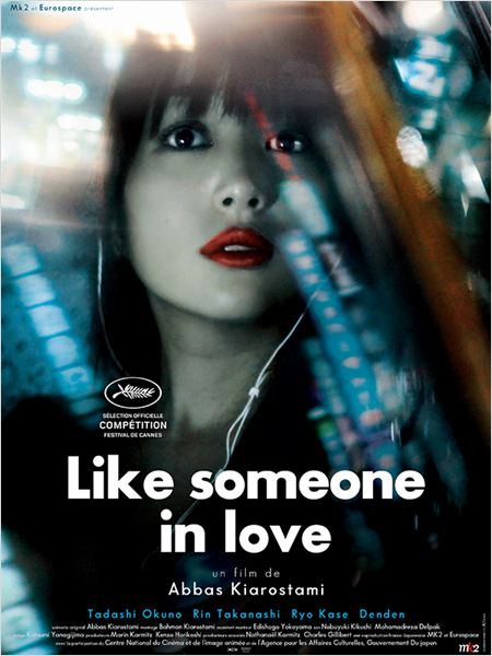 Like Someone in Love : affiche