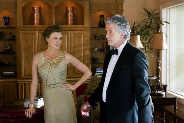 Photo Brenda Strong, Patrick Duffy