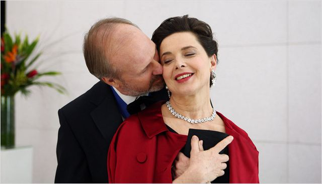 3 fois 20 ans : photo Isabella Rossellini, William Hurt
