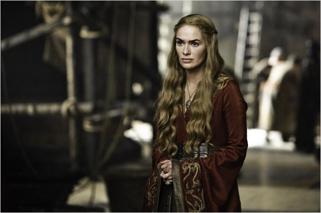 Game of Thrones : photo Lena Headey