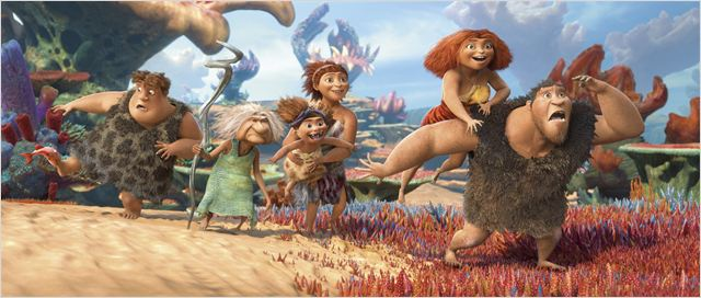 Les Croods : photo