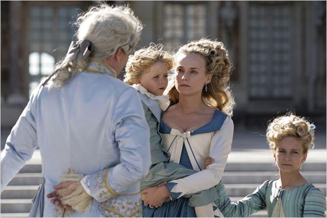 Les Adieux à la reine : Photo Benoît Jacquot, Diane Kruger