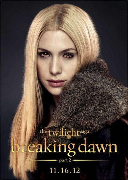 Twilight - Chapitre 5 : Révélation 2e partie : affiche Bill Condon, Casey LaBow, Stephenie Meyer