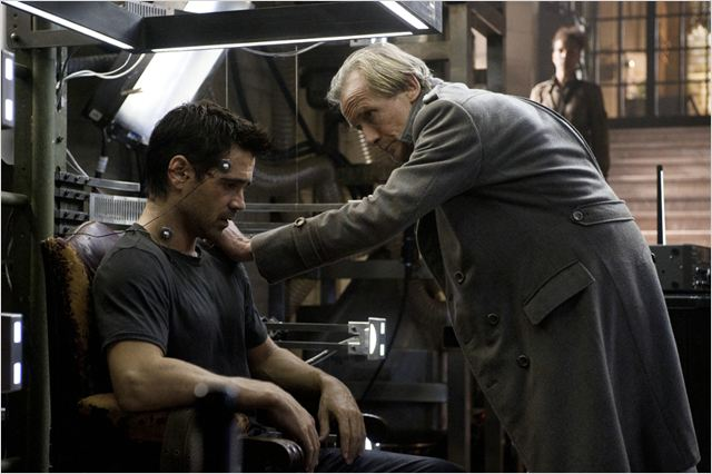 Total Recall Mémoires Programmées : photo Bill Nighy, Colin Farrell
